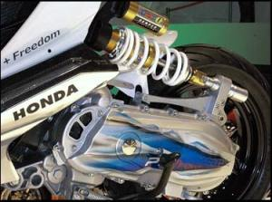 Modifikasi Honda Beat 2010 - Combined Elements Art Hi-Tech - Honda Icon3
